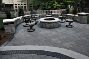 Doctor's Lawn Kansas City, Fire Pits & Fireplaces