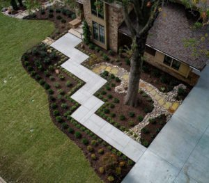 Doctor's Lawn Kansas City Landscape Design