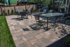 Doctor's Lawn Kansas City Pavers Patios